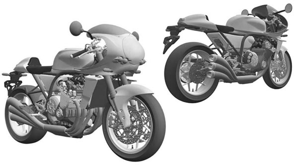 Honda Files Patents For Inline-Six-Cylinder Bike — Comeback Of The Legendary Honda CBX?