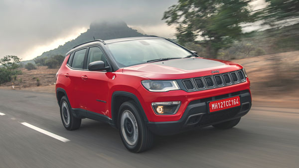 Jeep Compass Trailhawk Bookings Now Open — Book Your Trailhawk For Rs 50,000