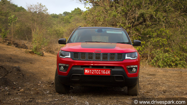 Jeep Compass Trailhawk Launched In India At Rs 26.8 Lakh