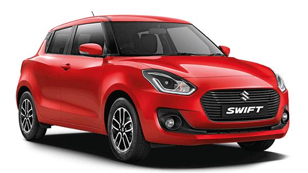 Maruti Suzuki Launches BS-VI Compliant Swift And Wagon R