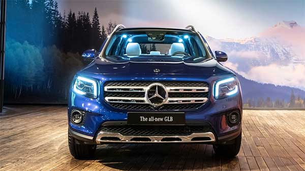 Five And Seven Seater Mercedes GLB Revealed