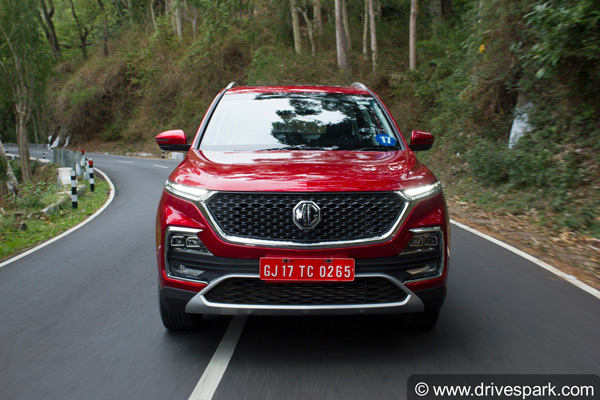 MG Hector India-Launch Date Confirmed