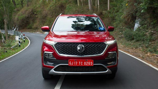 MG Hector Launch Date Confirmed — To Rival The Likes Of The Jeep Compass
