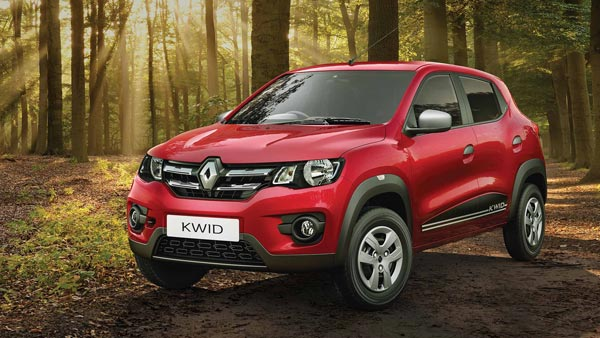 Renault Kwid Crosses 3-Lakh-Units Sales