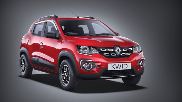 Renault Kwid Crosses 3-Lakh-Units Sales Milestone Ahead Of Its Facelift's Arrival