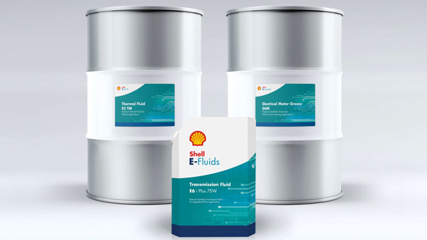 Shell Launches e-Fluids For Electric Vehicles