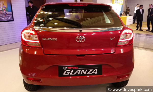Toyota Glanza Launched At Rs 7.21 Lakh