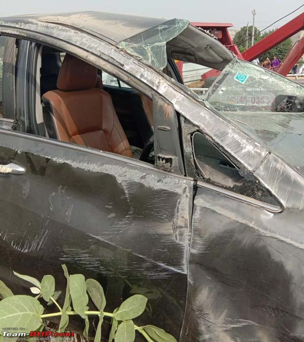 Image result for toyota-innova-crash-airbags-fail-to-deploy