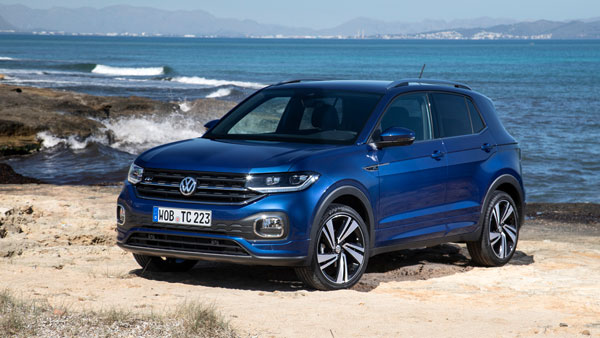 Volkswagen India To Launch Four New SUVs: Touareg, Tiguan Allspace, T-Roc & T-Cross