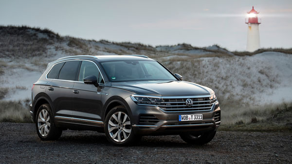 Volkswagen India To Launch Four New SUVs