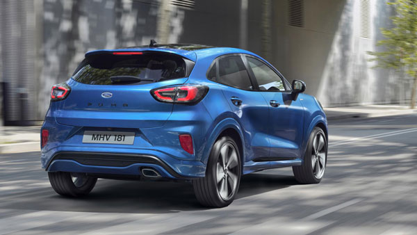 2020 Ford Puma Unveiled