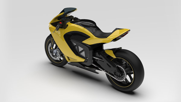 The Damon X Is The Safest Motorcycle In The World