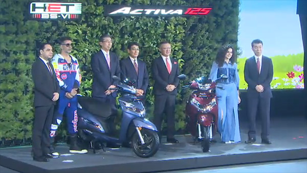 Honda Activa 125 BS-VI Revealed