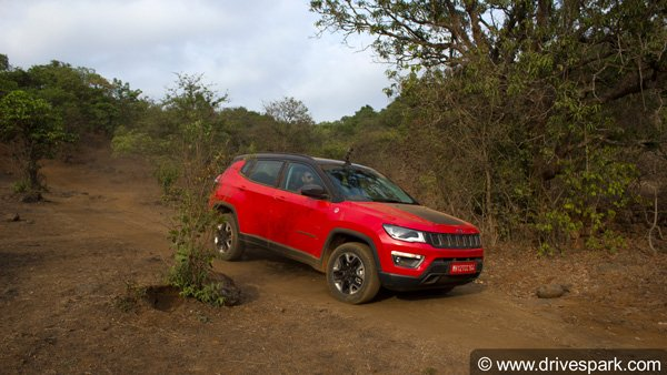 Jeep Compass Trailhawk First Drive Review