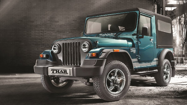 Mahindra Launched Thar 700 Limited Edition