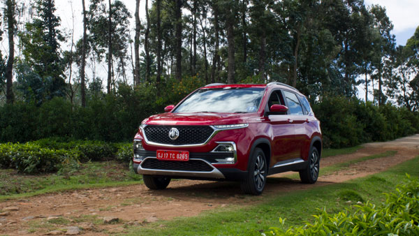 MG Hector To Be Launched In India Tomorrow — Rivals The Jeep Compass