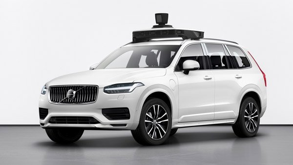 Volvo Cars And Uber Reveal Production Ready Self Driving Car — The Future Of Lazy Is Here