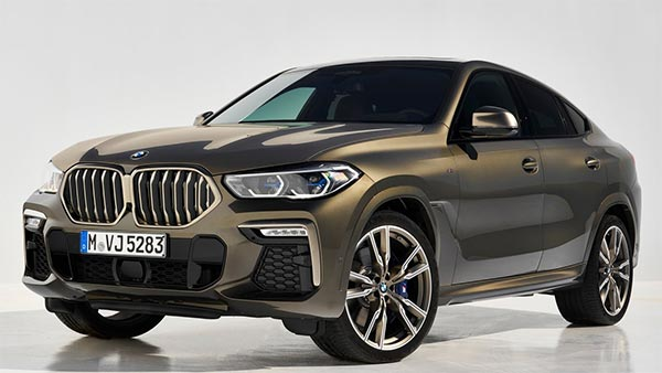 2020 BMW X6 Snapped Testing In India — Expected To Launch This Year