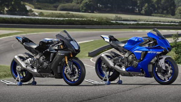 2020 Yamaha R1 & R1M Revealed: Features Latest Technology, Advanced