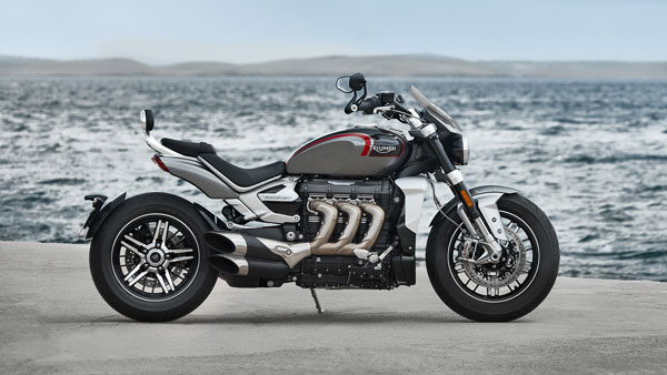 Triumph Unveils Rocket 3 R & Rocket 3 GT Models Launching In India In 2020: Details & Specs
