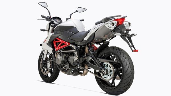 2020 Benelli TNT 600i spotted, new design & digital dash