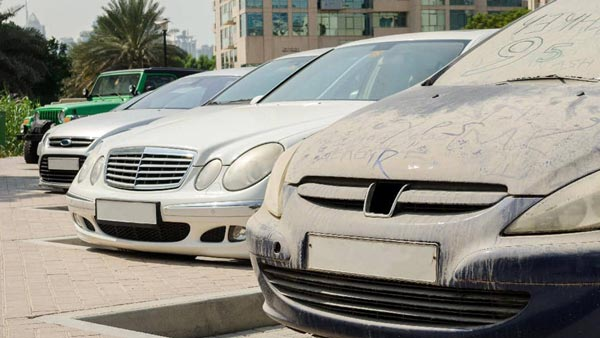 Dirty Cars In Dubai To Be Fined Heavily — Dubai Municipality Swings Into Action