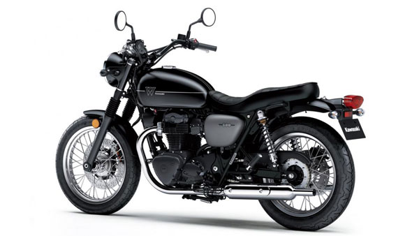 Kawasaki W800 Street Launched In India At Rs 7.99 Lakh: Deliveries To Start From Mid-August