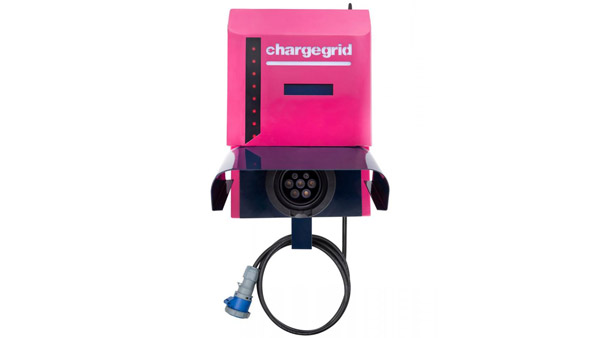 Magenta Power Launches ChargeGrid — Power Banks For EVs!
