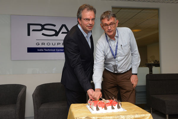 Groupe PSA Sets Up Technical Centre In India — Citroen Employees To Get Top-Notch Training