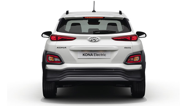 New Hyundai Electric Car