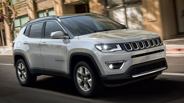 2020 Jeep Compass Facelift