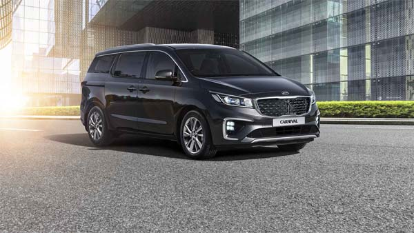 Kia Carnival India Launch Date Confirmed To Be Launched At Upcoming