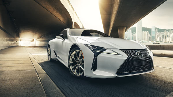 Lexus LC500h To Be Launched In India — The Best-Looking Sportscar In The Market?