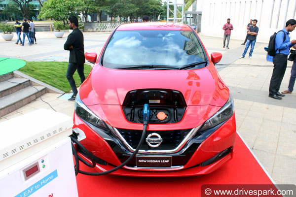 Nissan Leaf Powers The ICC World Cup Match Streaming