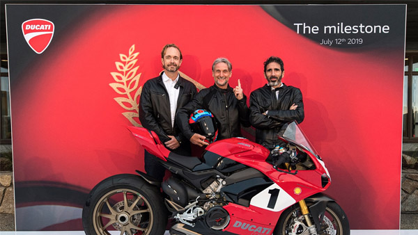 Ducati Panigale V4 25 Anniversario 916 Launched In India: Priced At Rs 54.90 Lakh