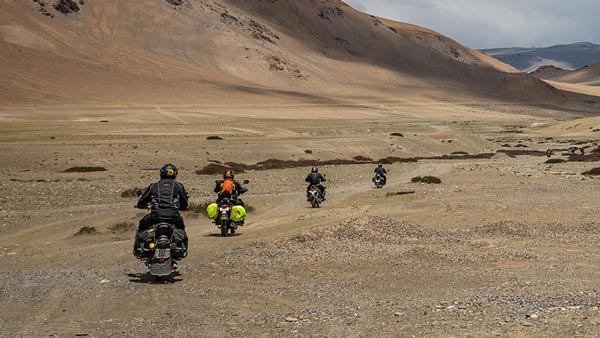 Royal Enfield Sets Up Service Centres In Kaza & Keylong