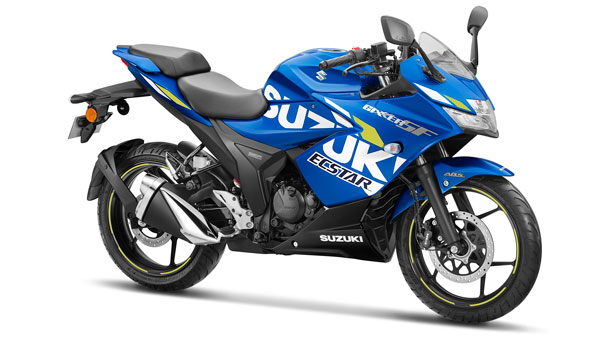 New Suzuki Gixxer SF MotoGP Edition Launched In India — Priced At Rs 1.10 Lakh