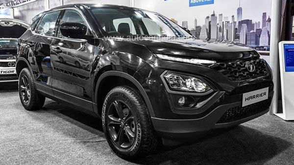 Tata Harrier Black Edition Launching Soon: All Details