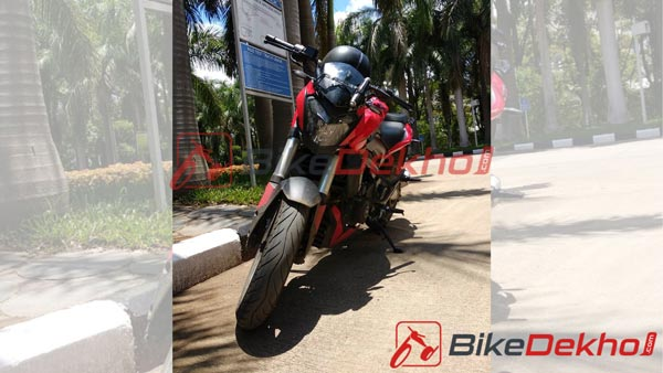 2019 Bajaj Dominar Spotted With New Colours