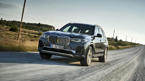 New BMW X7 Launched In India At Rs 98.90 Lakh: The First Seven-Seater SUV From The German Brand