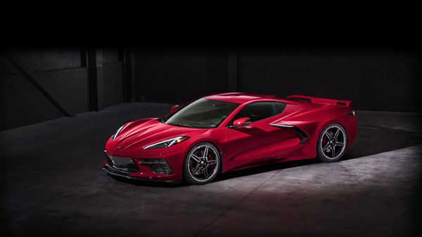Chevrolet's First Mid-Engine 2020 Corvette Stingray Launched — Fastest One Yet?