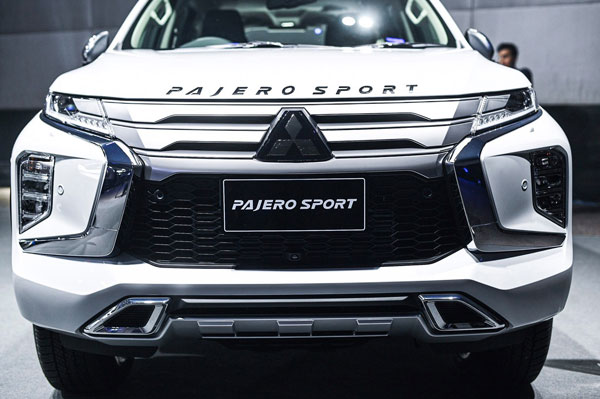 Mitsubishi Pajero Sport Facelift Revealed: Details & All You Need To Know