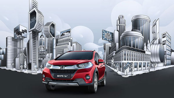 Honda Launches New 'V' Variant On The WR-V SUV — Priced At Rs 9.95 Lakh