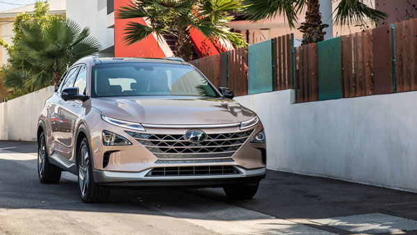 Hyundai Nexo Hydrogen Fuel Cell Vehicle With 1,000 Kilometres Range To Be Launched In India