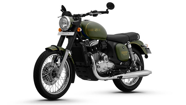 Jawa 42 Green Colour RTO Registration Denied: Authorities Say It Is Indian Army Olive Green