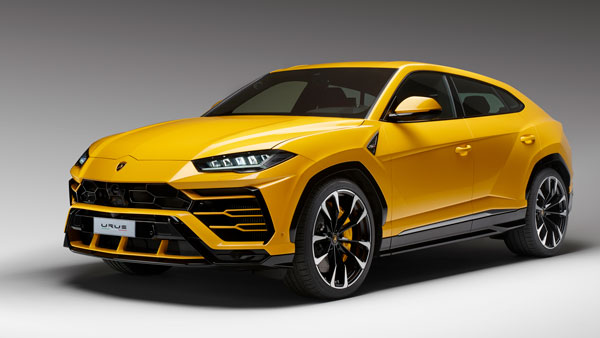 Lamborghini Urus Becomes Star Performer; Lamborghini Sales Increase By 96 Percent