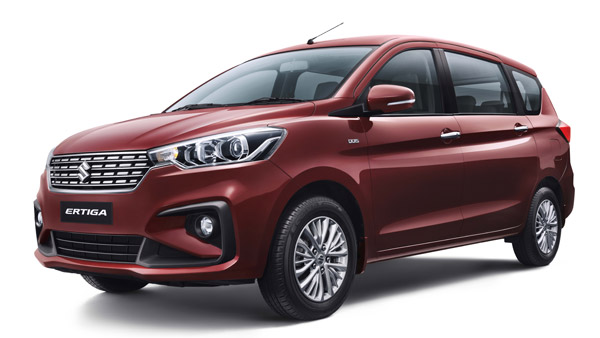 Maruti Suzuki To Launch The Ertiga CNG Soon