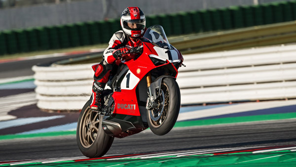 Ducati Panigale V4 25 Anniversario 916 Launched In India — Priced At Rs 54.90 Lakh