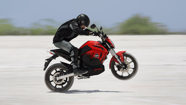 Revolt RV400 Electric Motorcycle