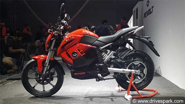 Revolt RV400 Electric Motorcycle — Top Things To Know About India's First 'AI-Enabled' Electric Bike
